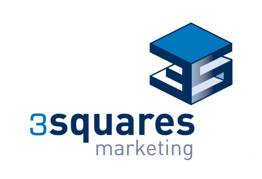 Three Squares Marketing logo