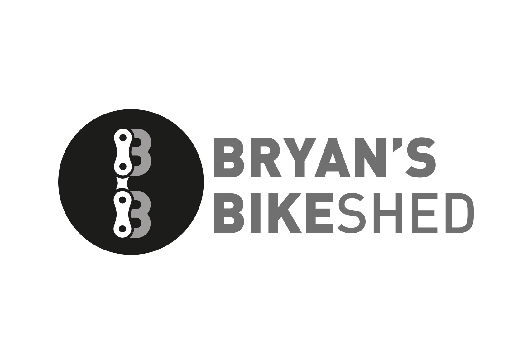 Bryan's Bike Shed Logo