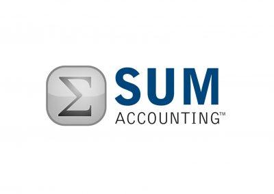 Sum Accounting Logo